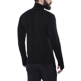 Lundhags Merino Full Zip Jacket Men Black